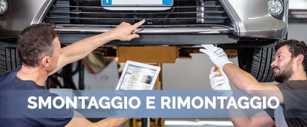 smontaggio
